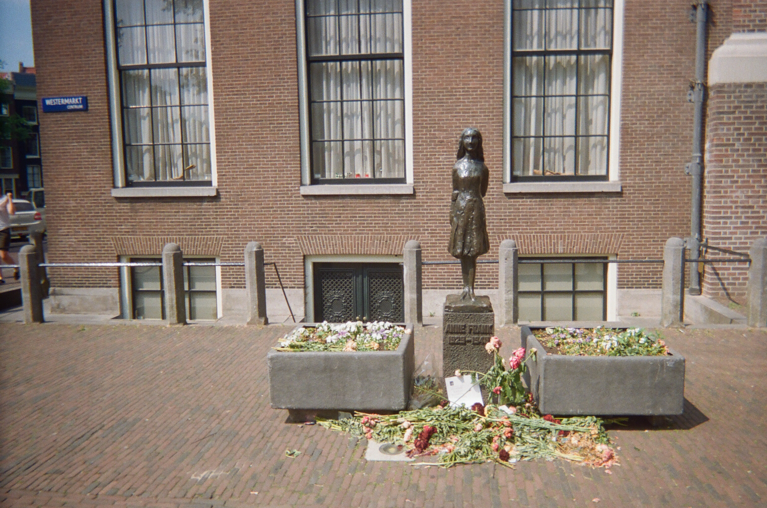 The Anne Frank Memorial Museum | Amsterdam